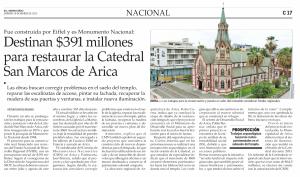 Publicado Diario El Mercurio 30/03/2013
