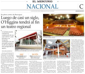 Teatro Regional Rancagua